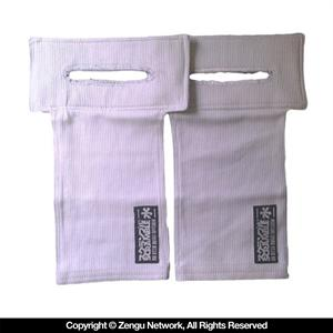 Scramble Gi Grip Trainers - White